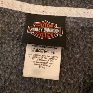 Harley-Davidson Tops - Harley-Davidson Women's Sweatshirt